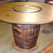 Barrel Tables