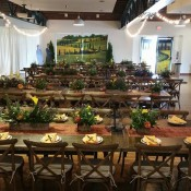 Mayflower Farm Table